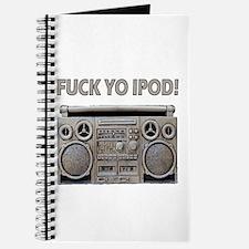 Fuck Yo Ipod Journal