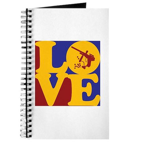 Paintball Love Journal