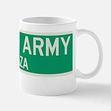 Grand Army Plaza in NY Mug