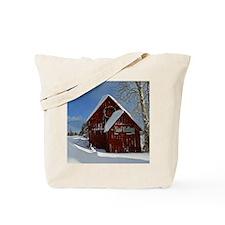 Sun Valley Barn Tote Bag