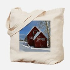 Sun Valley Barn Tote Bag