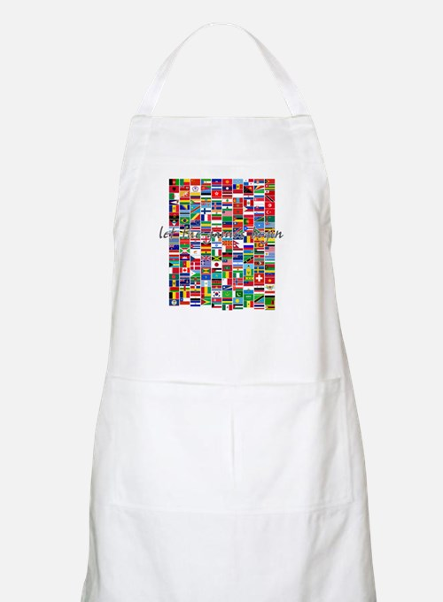Let the Games Begin BBQ Apron