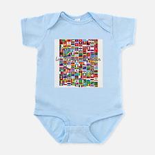 Let the Games Begin Infant Bodysuit