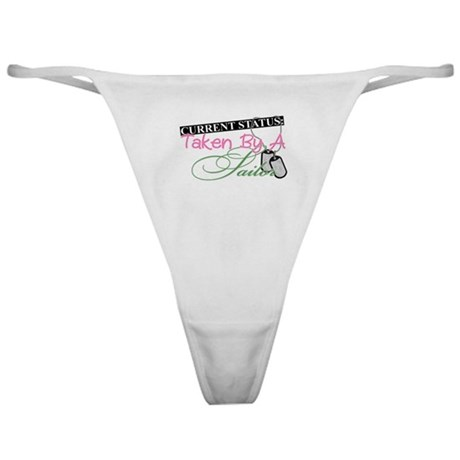 Taken By A Sailor Classic Thong
