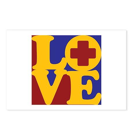 Nursing Love Postcards (Package of 8)