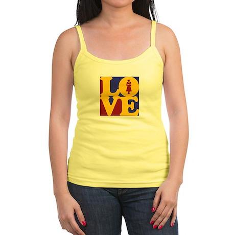Midwifery Love Jr. Spaghetti Tank