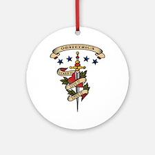 Love Obstetrics Ornament (Round)