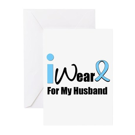 Prostate Cancer Greeting Cards (Pk of 10)