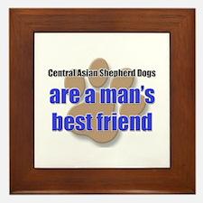 Central Asian Shepherd Dogs man's best friend Fram