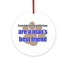 Central Asian Shepherd Dogs man's best friend Orna