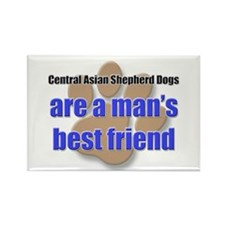 Central Asian Shepherd Dogs man's best friend Rect
