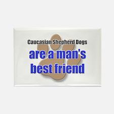 Caucasian Shepherd Dogs man's best friend Rectangl