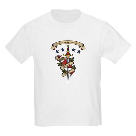 Love Molecular Biology Kids Light T-Shirt