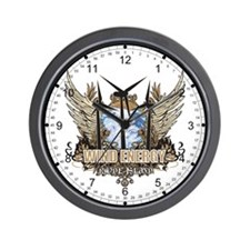 Rhode Island Wind Energy Wall Clock