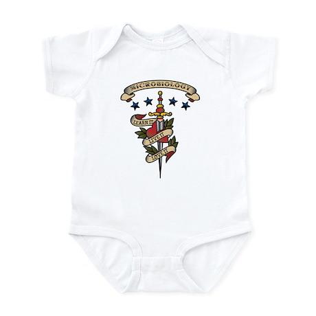 Love Microbiology Infant Bodysuit