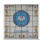 Louisiana Seal Tile
