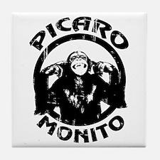Picaro Monito Tile Coaster