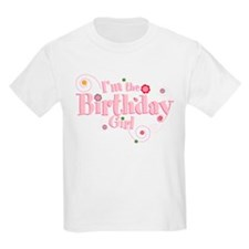 Birthday girl 3 T-Shirt
