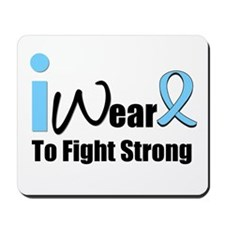 Prostate Cancer Fight Strong Mousepad