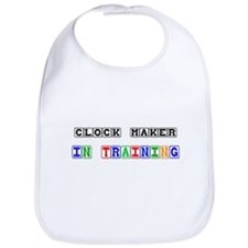 Clock Maker In Training Bib