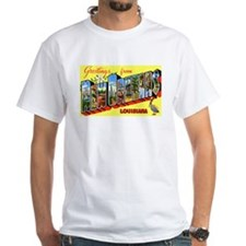 New Orleans Louisiana Greetings Shirt