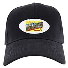 New Orleans Louisiana Greetings Baseball Hat