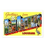 New orleans vintage Postcards
