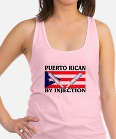 Puerto Rican By Injection Tank Top