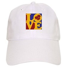 Interpreting Love Baseball Cap