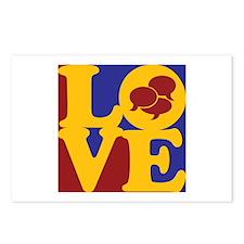 Interpreting Love Postcards (Package of 8)