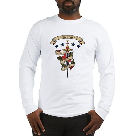 Love Languages Long Sleeve T-Shirt