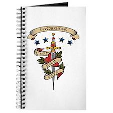 Love Lacrosse Journal