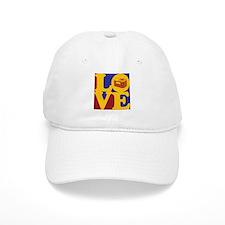HVAC Love Baseball Cap