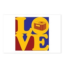 HVAC Love Postcards (Package of 8)