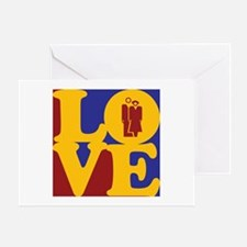 Human Resources Love Greeting Card