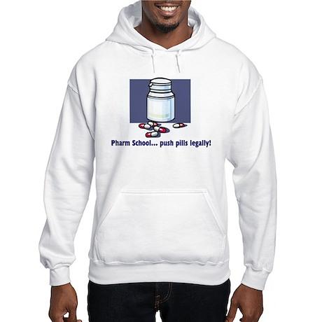 Pharm School Hooded Sweatshirt