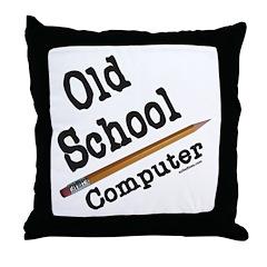 COMPUTER Throw Pillow
