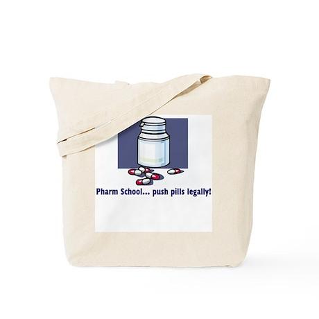 Pharm School Tote Bag