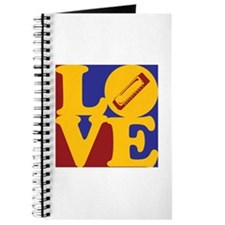 Harmonica Love Journal