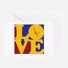 Gliding Love Greeting Card