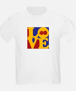Gaming Love T-Shirt