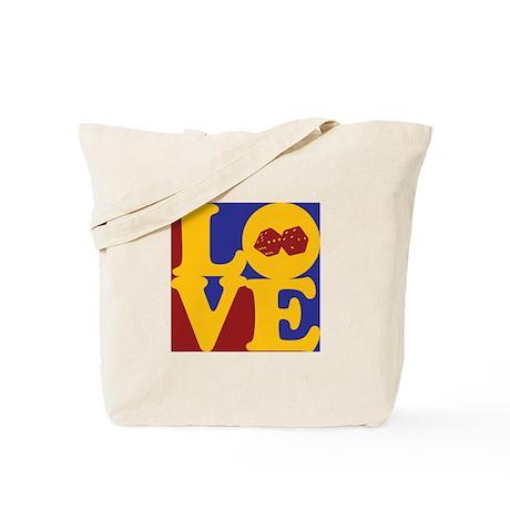 Gaming Love Tote Bag