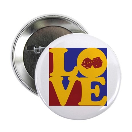 """Gaming Love 2.25"""" Button (100 pack)"""