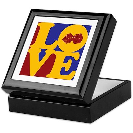 Gaming Love Keepsake Box