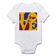 Funerals Love Infant Bodysuit