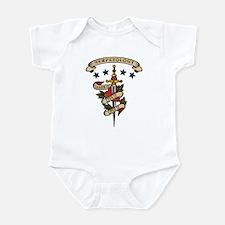 Love Herpetology Infant Bodysuit