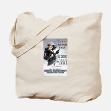 WWII Tote Bag