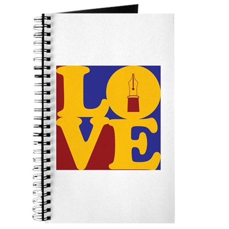 Fountain Pens Love Journal