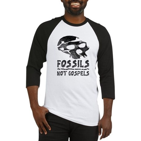 Fossils Not Gospels Baseball Jersey