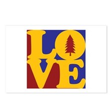 Forestry Love Postcards (Package of 8)